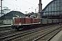 "MaK 1000416 - DB ""290 043-9"" 14.03.1979 - Bremen, HauptbahnhofNorbert Lippek"