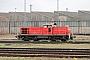 """MaK 1000417 - DB Cargo """"296 044-1"""" 23.12.2018 - Mannheim, RangierbahnhofErnst Lauer"""