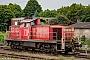 "MaK 1000418 - DB Cargo ""296 045-8"" 19.09.2016 - WittenRolf Alberts"