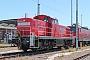 """MaK 1000419 - DB Cargo """"296 046-6"""" 30.06.2018 - Halle (Saale), Bahnbetriebswerk GAndreas Kloß"""