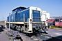 "MaK 1000420 - DB AG ""290 047-0"" 14.04.1995 - Frankfurt, Bahnbetriebswerk 2Ralf Lauer"