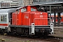 "MaK 1000423 - DB Cargo ""290 050-4"" 09.05.2003 - Frankfurt (Main), HauptbahnhofMarvin Fries"