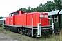 """MaK 1000424 - DB Cargo """"290 051-2"""" 21.07.2001 - KaiserseschClemens Schumacher"""