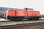 "MaK 1000424 - Railion ""290 051-2"" 14.02.2007 - SeddinRudi Lautenbach"