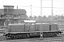 "MaK 1000430 - DB ""290 057-9"" __.06.1973 - Hannover-HainholzKlaus Görs"
