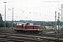 """MaK 1000431 - DB """"290 058-7"""" 08.08.1986 - Seelze, RangierbahnhofStefan Motz"""
