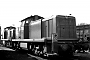 """MaK 1000435 - DB """"290 104-9"""" __.__.1976 - Gelsenkirchen-Bismarck, BahnbetriebswerkMichael Hafenrichter"""