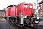 """MaK 1000436 - Railion """"294 105-2"""" 12.03.2006 - Minden (Westfalen)Christoph Beyer"""