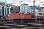 "MaK 1000439 - DB Cargo ""294 108-6"" 06.03.2002 - Mainz, Hauptbahnhof