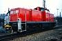 """MaK 1000440 - DB Cargo """"294 109-4"""" 09.03.2000 - Mannheim-RheinauErnst Lauer"""