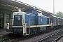 "MaK 1000441 - DB AG ""290 110-6"" 28.10.1995 - Speyer, BahnhofIngmar Weidig"