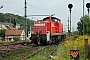 "MaK 1000446 - Railion ""294 615-0"" 31.08.2007 - EisenachMarkus Rüther"