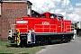 "MaK 1000446 - Railion ""294 615-0"" 08.08.2005 - CottbusOliver Wadewitz"