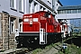 """MaK 1000446 - DB AG """"290 115-5"""" 03.06.1998 - Mannheim, BahnbetriebswerkErnst Lauer"""