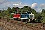 "MaK 1000446 - Railsystems ""294 615-0"" 12.09.2017 - VellmarChristian Klotz"