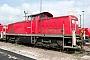 """MaK 1000447 - Railion """"294 116-9"""" 07.09.2003 - Mannheim, BahnbetriebswerkErnst Lauer"""