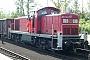 """MaK 1000455 - DB Cargo """"294 124-3"""" 15.08.2002 - HeidelbergErnst Lauer"""