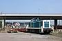 "MaK 1000458 - Railsystems ""290 127-0"" 22.05.2012 - PirnaRalph Mildner"