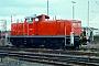 """MaK 1000460 - DB Cargo """"294 129-2"""" 05.03.2000 - Mannheim, BahnbetriebswerkErnst Lauer"""