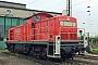 """MaK 1000463 - DB Schenker """"290 632-9"""" 13.08.2014 - Kornwestheim, BetriebshofFlorian Fischer"""