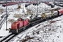 """MaK 1000463 - DB Cargo """"290 632-9"""" 05.01.2019 - Kornwestheim, RangierbahnhofHans-Martin Pawelczyk"""