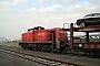 """MaK 1000464 - Railion """"290 633-7"""" 09.12.2008 - IllingenDenis Schmidt"""