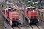 "MaK 1000464 - DB Cargo ""290 633-7"" 06.09.2018 - Kornwestheim, RangierbahnhofWolfgang Rudolph"
