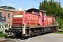 "MaK 1000464 - DB Cargo ""290 633-7"" 14.09.2019 - Kornwestheim, DB-WerkHans-Martin Pawelczyk"
