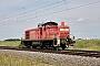 """MaK 1000465 - DB Cargo """"294 634-1"""" 07.06.2016 - ZschortauChristian Klotz"""