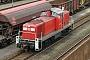 """MaK 1000469 - Railion """"294 138-3"""" 24.07.2005 - Mannheim, BahnbetriebswerkErnst Lauer"""