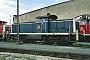 """MaK 1000471 - DB AG """"290 140-9"""" 31.05.1998 - Darmstadt, BetriebshofErnst Lauer"""
