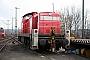 "MaK 1000474 - DB Schenker ""294 643-2"" 26.02.2011 - BebraThomas Reyer"