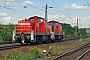"""MaK 1000476 - DB Schenker """"294 645-7"""" 06.09.2010 - Naumburg (Saale), HauptbahnhofFrank Thomas"""