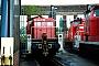 """MaK 1000477 - DB Cargo """"294 146-6"""" 01.10.2001 - Gießen, BahnbetriebswerkRalf Lauer"""
