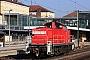 """MaK 1000478 - DB Schenker """"294 647-3"""" 02.03.2011 - RegensburgMarvin Fries"""
