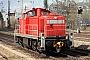 """MaK 1000478 - DB Schenker """"294 647-3"""" 31.03.2010 - München-HeimeranplatzMarvin Fries"""