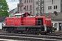 """MaK 1000478 - DB Cargo """"294 647-3"""" 19.04.2017 - Fürth (Bayern), HauptbahnhofHarald Belz"""