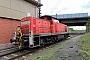 """MaK 1000479 - DB Cargo """"294 648-1"""" 20.10.2019 - Mannheim-RheinauErnst Lauer"""