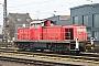 """MaK 1000479 - DB Cargo """"294 648-1"""" 06.01.2020 - Dillingen (Saar)Harald Belz"""