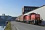 """MaK 1000480 - DB Cargo """"294 649-9"""" 17.03.2017 - Dortmund, HafenJens Grünebaum"""