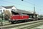 """MaK 1000481 - DB """"290 150-2"""" 28.04.1987 - München, am S-Bf Donnersberger BrückeUlrich Budde"""