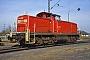 "MaK 1000483 - DB Cargo ""294 956-8"" 01.03.2002 - Darmstadt, BetriebshofKurt Sattig"
