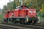 "MaK 1000488 - Railion ""294 657-2"" 03.11.2004 - Köln, Bahnhof WestWolfgang Mauser"