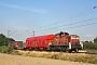 """MaK 1000488 - DB Cargo """"294 657-2"""" 27.09.2016 - Ossum-BösinghovenMartin Welzel"""