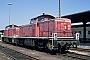 "MaK 1000490 - DB ""290 159-3"" 09.09.1989 - GoslarWerner Brutzer"