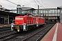 "MaK 1000490 - DB Cargo ""294 659-8"" 20.07.2017 - Kassel, Bahnhof WilhelmshöheChristian Klotz"