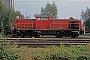 """MaK 1000493 - DB Cargo """"294 691-1"""" 24.09.2016 - BrakeBernd Spille"""