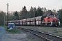 """MaK 1000493 - DB Cargo """"294 691-1"""" 16.04.2019 - Braunschweig, ehem. Betriebsbahnhof NordkurveMaik Wackerhagen"""