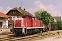 """MaK 1000494 - DB AG """"290 192-4"""" 22.05.1995 - Mainburg (Niederbayern), BahnhofMarkus Karell"""