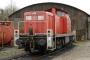 """MaK 1000496 - Railion """"294 194-6"""" 18.03.2007 - Oberhausen, Rangierbahnhof WestRolf Alberts"""